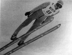 Bernard Moullier - Séléctionné aux JO de Lake Placid en 1980