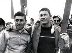 Charles Bozon et Guy Périllat