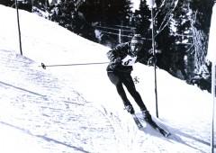 Charles Bozon - Champion du monde de Slalom en 1962 à Chamonix