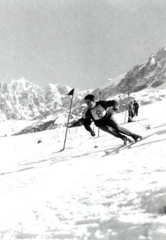 François Bonlieu - Le petit Prince du Ski Français ! Médaille d'Or aux JO d'Innsbruck en 1964 en Géant