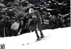 Guy Périllat - Médaille d'Argent aux JO de Grenoble en 1968 en Descente