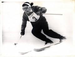 Lucienne Schmith Couttet - Championne du monde de Géant en 1954