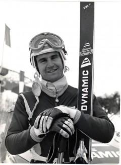 Michel Bozon - Jeune talent du Club mort prématurement lors d'une coupe du monde à Megève en 1970