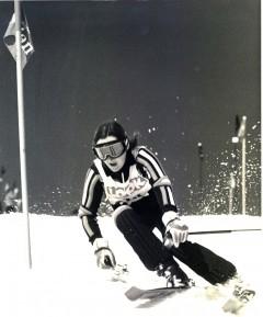 Médaillée d'or en 1970 aux championnats du Monde à Innsbruck. Deux fois sélectionnée olympique, médaille d'argent du slalom des championnats du Monde en 1974 à Saint Moritz.
