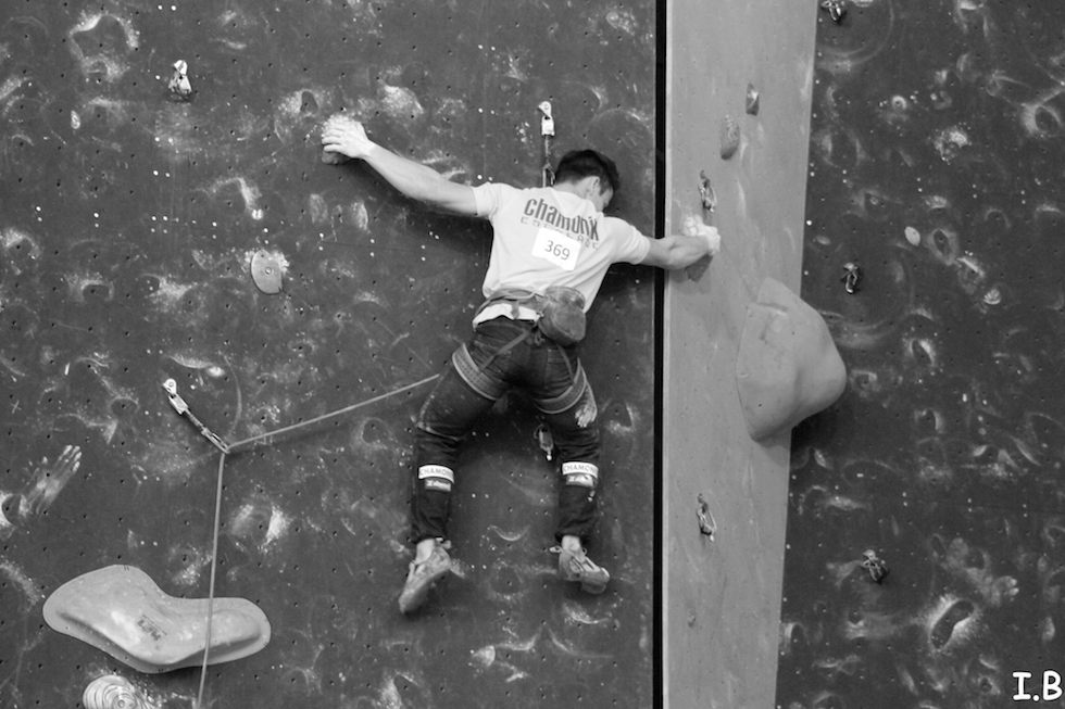 Climbing - Youth Lead French Championship