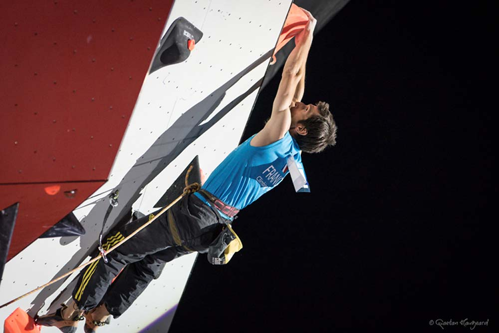 Climbing - Puurs World Cup