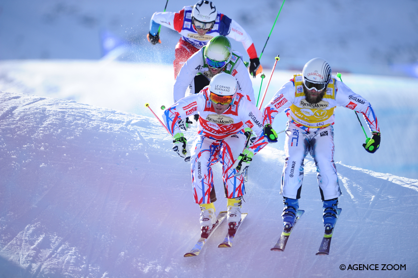 Skicross - Coupe du Monde de Watles