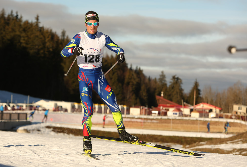 Cross-Country Skiing - Campra OPA Cup