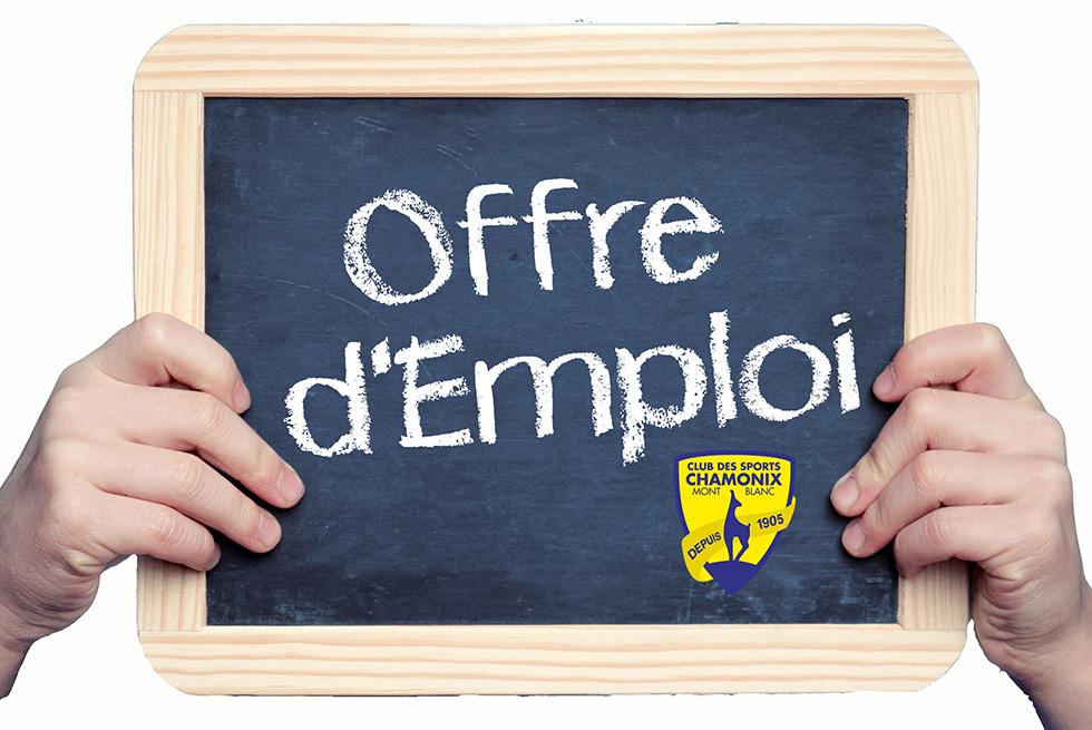 offre d u0026 39 emploi  u00bb news  u00bb club des sports chamonix