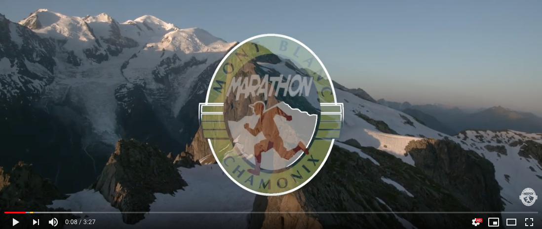 Highlight Marathon du Mont-Blanc 2019