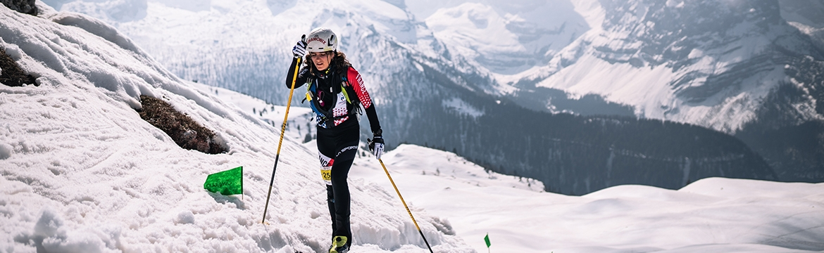 Margot Ravinel - Equipe de France de Ski Alpinisme