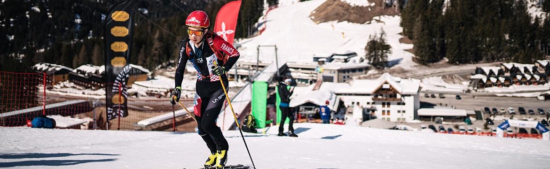 Baptiste Ellmenreich - Equipe de France de Ski alpinisme